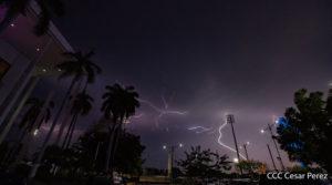 INETER brindó el reporte del clima en Nicaragua, este martes 20 de abril.