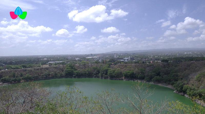 Managua siendo influenciado por altas presiones atmosféricas que generaran ambiente caluroso.