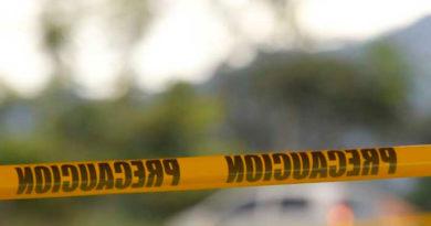Cinta amarilla de la Policía Nacional de Nicaragua