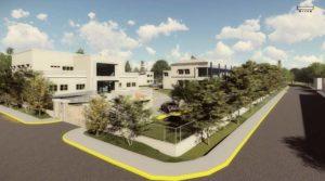 Diseño del nuevo Centro de Atención y Capacitación en Managua