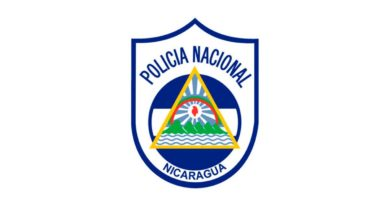 Logo de la Policía Nacional de Nicaragua