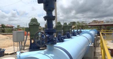 Sistema de agua y saneamiento del municipio de Bilwi