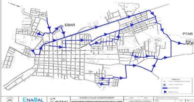 Esquema del Mejoramiento y Ampliación del Sistema de Alcantarillado Sanitario y Tratamiento de Aguas Residuales de Jinotepe, Carazo