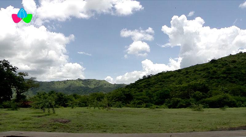 Imagen boscoso del territorio de Nicaragua, que mantendrá altas temperaturas.