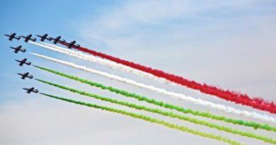 Imágenes del aniversario de la Fiesta de la República Italiana