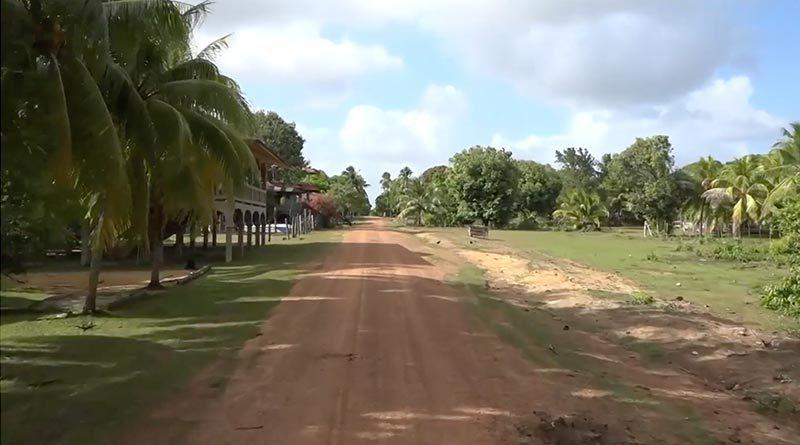 Caminos productivos de las comunidades de Koom y Bismuna rehabilitadas por la Alcaldía de Waspam.