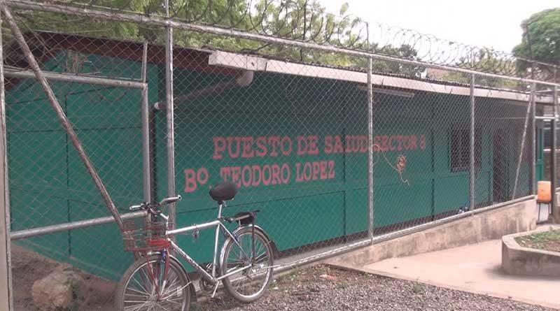 Centro de Salud Teodoro López en Ocotal