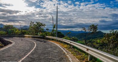 Cielo parcialmente nublado y soleado del departamento de Madriz según reporte del clima de SINAPRED.