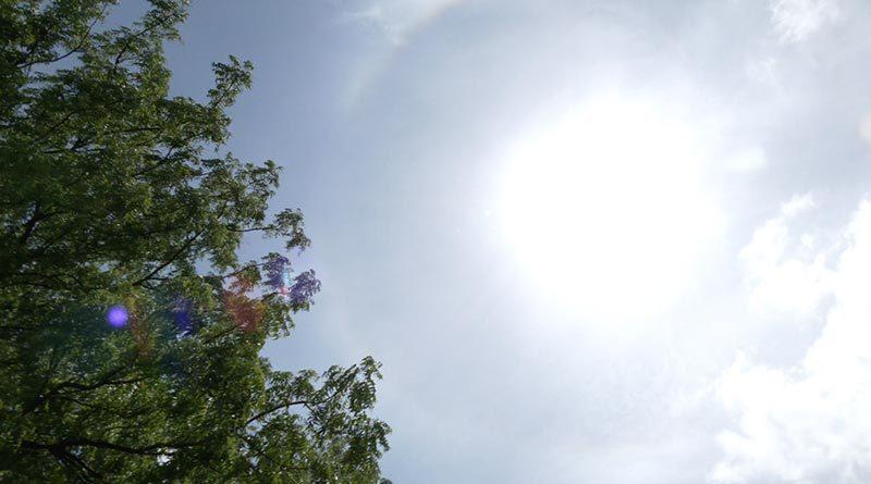 El reporte del clima en Nicaragua para este jueves predominará el calor y estará nublado por la tarde.