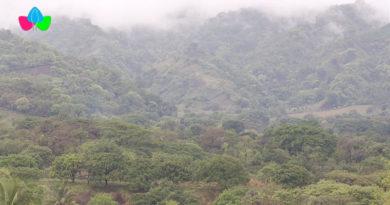 Clima nublado, probabilidad alta de lluvias dispersas en el pacífico y norte de Nicaragua.