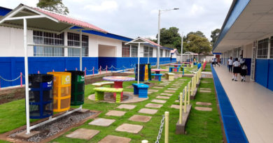 Colegio de Primaria Remigio Salazar en El Viejo, Chinandega