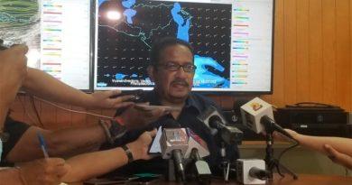 INETER pronostica que será una semana con presencia de lluvias.