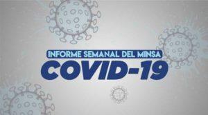 Informe Semanal del MINSA, situación del coronavirus al 1 de junio del 2021