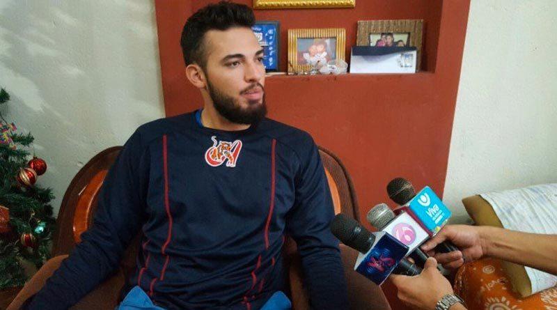 El lanzador derecho Kevin Gadea de los Yankees de Nueva York, estará lanzando con Nicaragua en el Torneo Preolímpico de Béisbol de las Américas.