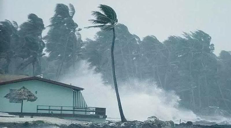 Grandes olas golpean parte del Caribe nicaragüense