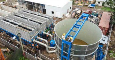 Planta de Tratamiento de Agua Potable a mejorar y optimizar por parte de ENACAL