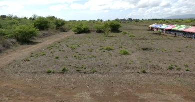 Terreno en el municipio de Masaya donde estará el nuevo Hospital Departamental