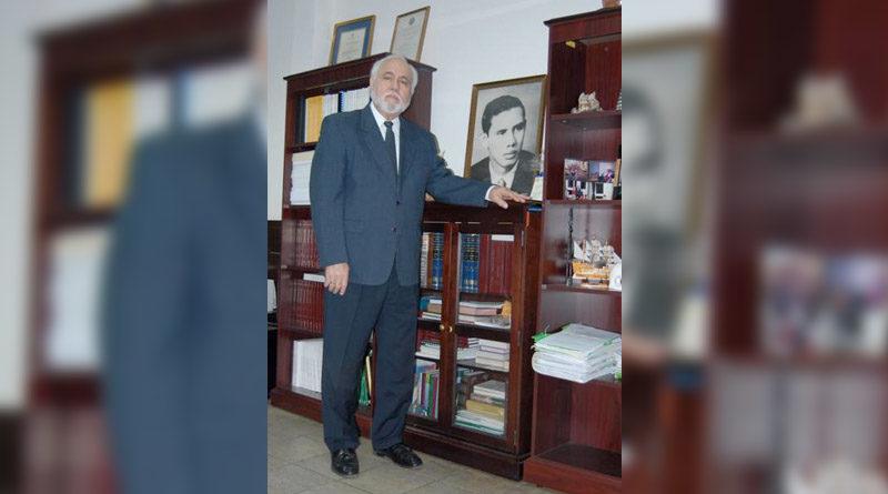 Poder Judicial lamenta la partida del magistrado Dr. Francisco Rosales Argüello