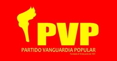 Foto Logo del Partido Vanguardia Popular de Costa Rica