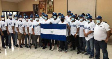 Selección Nacional de Béisbol de Nicaragua es abanderada de cara al Torneo Preolímpico de las Américas.
