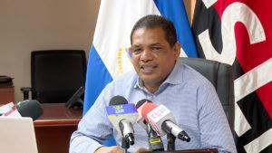 Ministro de Hacienda y Crédito Público de Nicaragua, Iván Acosta Montalván