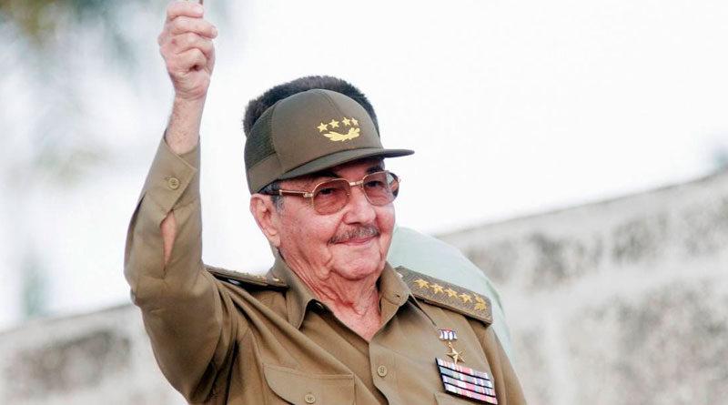 General de Ejército y Héroe de la República de Cuba, Comandante de la Revolución Raúl Castro Ruz