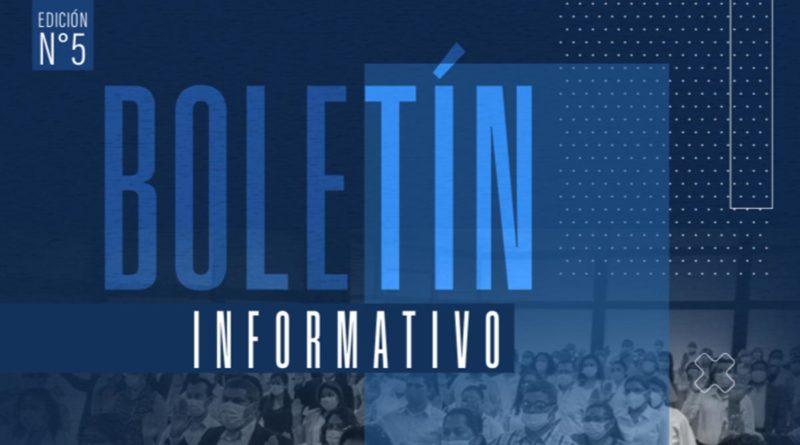 Quinto Boletín informativo del CSE: Elecciones libres en Nicaragua