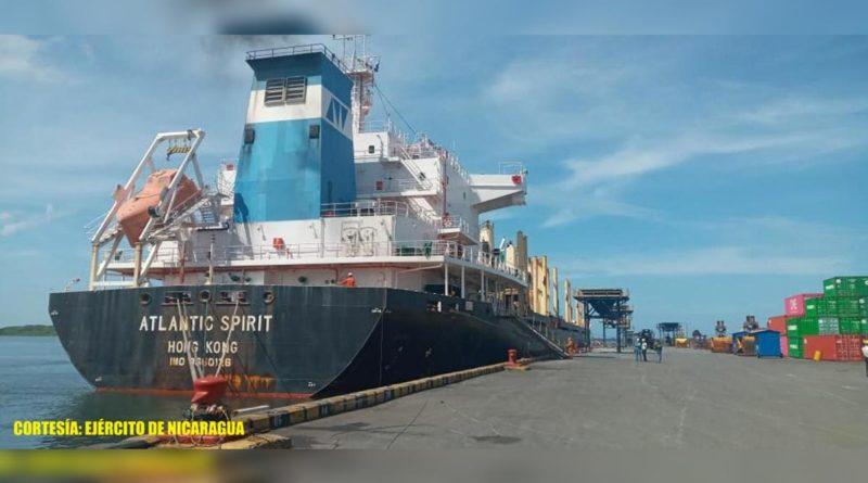 Embarcación Atlantic Spirit