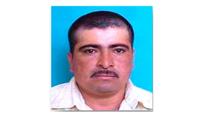 Delincuente Efraín Rayo Rayo autor de muertes homicidas