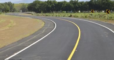 Carretera Veracruz - Rotonda El Pique, entre Managua y Masaya inaugurada por el MTI