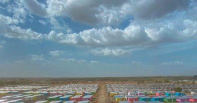 Cielo de Managua soleado y caluroso para este viernes con temperaturas de hasta 38 grados.