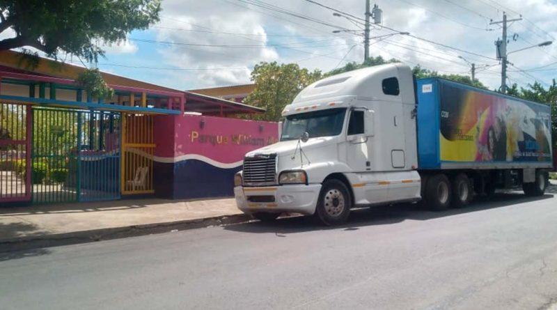 Clínica Móvil brindó atención a pobladores de la colonia Máximo Jeréz en Managua