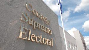 Edificio del Consejo Supremo Electoral de Nicaragua