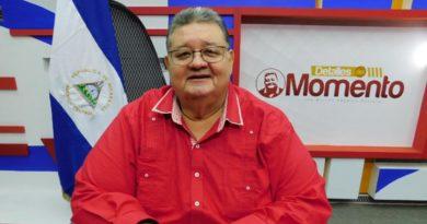 Periodista Moisés Absalón Pastora