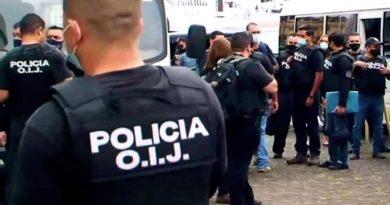 Policía OIJ de Costa Rica