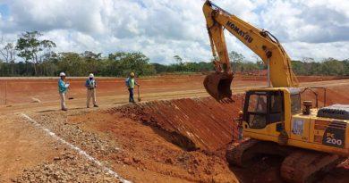 Construcción del Sistema de Alcantarillado Sanitario y Tratamiento de las Aguas Residuales en la Ciudad de Nueva Guinea