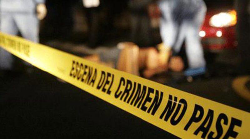 Cinta que separa la escena del crimen