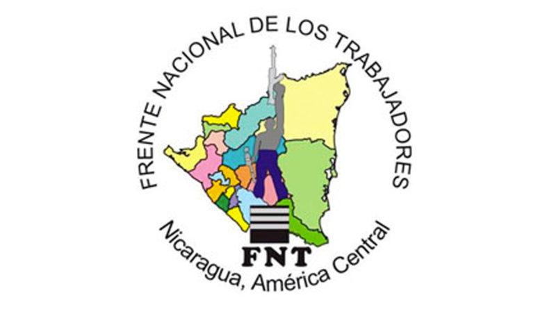 Logo del Frente Nacional de los Trabajadores