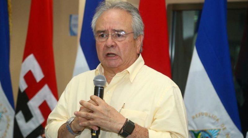 Presidente de la Asamblea Nacional de Nicaragua, Gustavo Porras