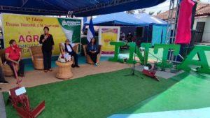Inauguración de la tercera edición del Certamen Departamental Agro - Innovación Managua 2021