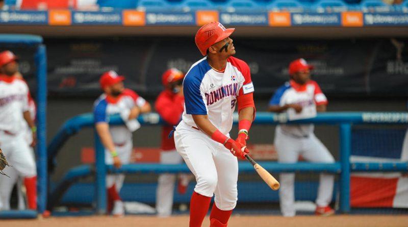 El principal prospecto de los Marineros de Seattle, Julio Rodríguez de República Dominicana.