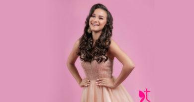 Leylani Leyton, la nueva Miss Teen Nicaragua 2021.