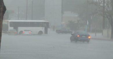 Este miércoles en Nicaragua habrán lluvias dispersas por la tarde