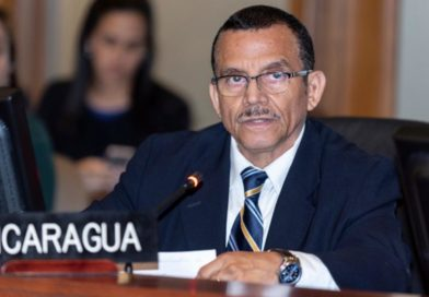 Embajador Luis Alvarado