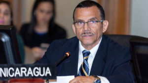 Discurso del Embajador Luis Alvarado en sesión del Consejo Permanente de la OEA