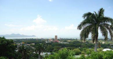 Cielo despejado y caluroso de la ciudad de Managua, así lo informó SINAPRED durante el reporte del clima.