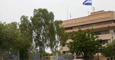 Ministerio de Hacienda y Crédito Público (MHCP), Nicaragua