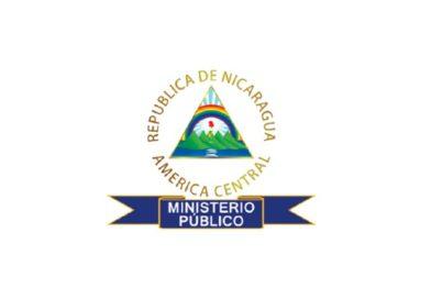 Logo del Ministerio Público de Nicaragua