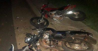 Foto referencial de motociclistas