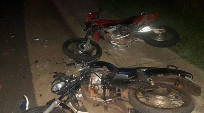Foto referencial de motocicletas
